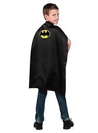 Cape de Batman et Superman pour enfant