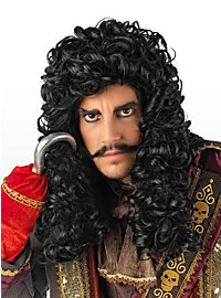 Capitaine crochet Perruque