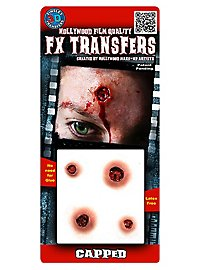 Capped 3D FX Transfers