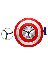Captain America Action-Schild