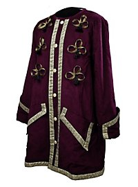 Captain Coat wine red
