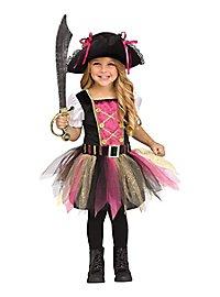 Captain Cutie Piratenkostüm für Kinder
