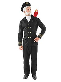 Captain fish sticks costume