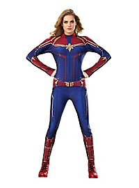 Captain Marvel movie costume