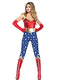 Captain Wondergirl costume
