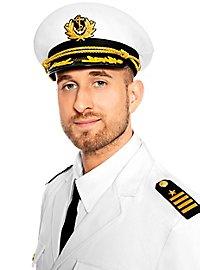 Captain's cap for adults