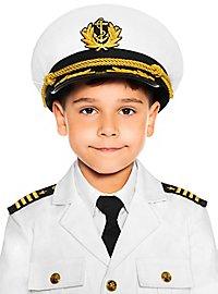 Captain's cap for children