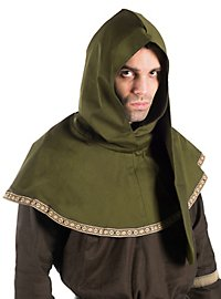 Capuche - Wilfred (vert olive)