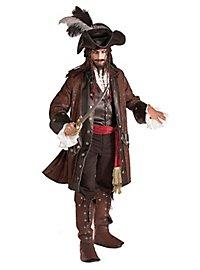 Caribbean Pirate Captain Costume