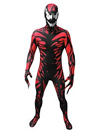 Carnage Morphsuit full-body costume
