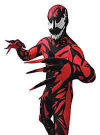Carnage Morphsuit full-body costume
