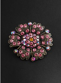 Carnation Brooch antique