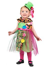 Carnival Clown Baby Costume