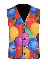 Carnival Vest for Men Balloon