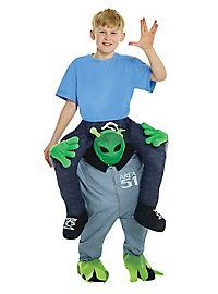 Carry Me Child Costume Alien