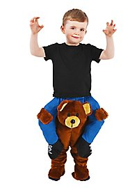 Carry Me Child Costume Bear