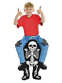 Carry Me Child Costume Skeleton