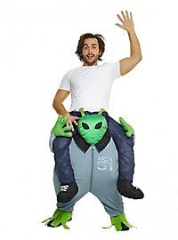Carry Me costume Alien