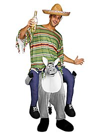 Carry Me costume donkey