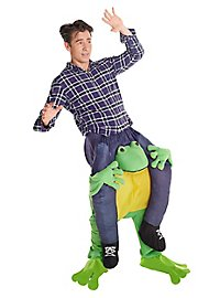 Carry Me costume frog