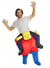 Carry Me costume mini figure