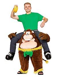 Carry Me Costume Monkey