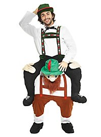 Carry Me costume Oktoberfest