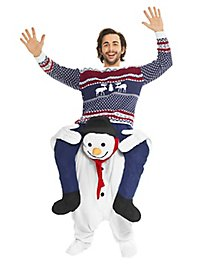 Carry Me Costume Snowman