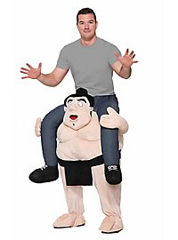 Carry Me Costume Sumo Wrestler