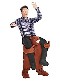Carry Me costume teddy bear