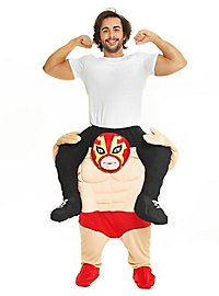 Carry Me Costume Wrestler