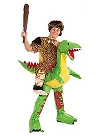 Carry Me kid's costume dinosaur rider