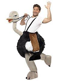 Carry Me Kostüm Strauß