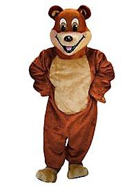 Cartoon Bear Mascot