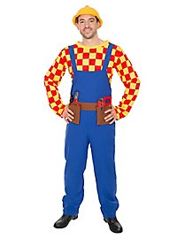 Cartoon construction worker costume