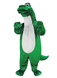 Cartoon Dinosaur Mascot