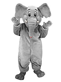 Cartoon Elefant Maskottchen