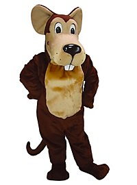 Cartoon Mouse Mascot