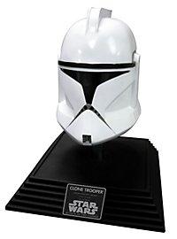 Casque de luxe Star Wars L'attaque des clones