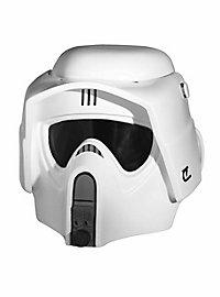 Casque Scout Trooper Star Wars (Article défectueux)