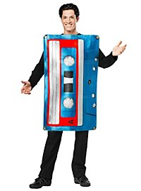 Cassette Tape Costume