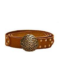 Celtic Belt light brown