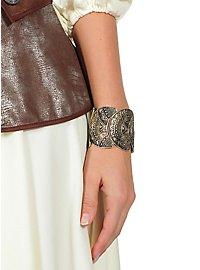 Celtic bronze bracelet