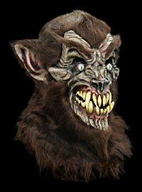 Cerberus Maske aus Latex