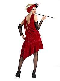Chansonsängerin Kostüm