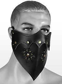Leather mask - Chaos