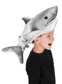 Chapeau amusant de requin pour enfant