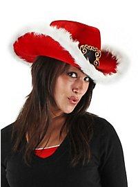 Chapeau de cow-boy de Noël