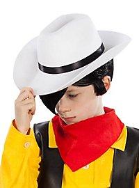 Chapeau de cow-boy Luck Luke pour enfant