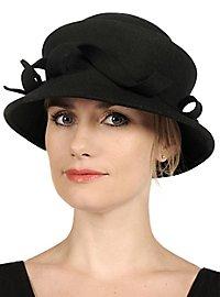 Chapeau de femme des années 1950-1960